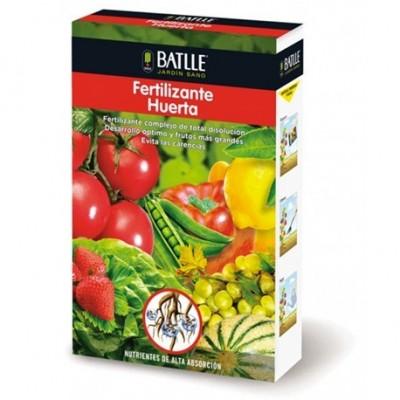 Fertilizante granulado Huerta 750gr Batlle
