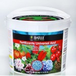 Fertilizante universal azul bolsa 800 Gr Batlle