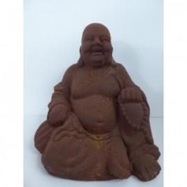 Buddha Rustic 30*30*30 cm Bronce