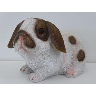 Conejo Nº 5  16 cm Natural
