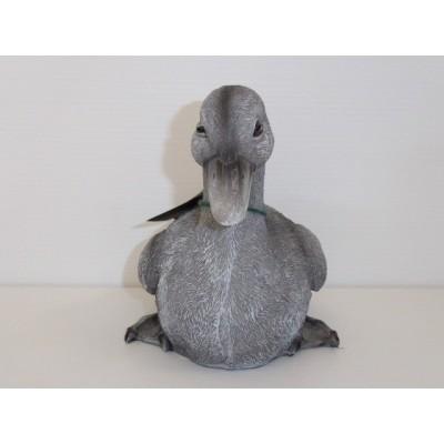 Pato Nº 3 15 cm Natural