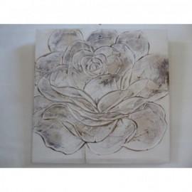 Oleo Flor 60 cm