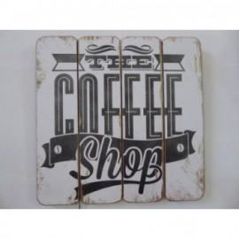 Cartel 40*40 cm Coffe Shop