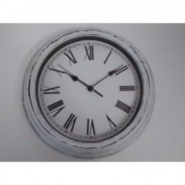 Reloj Envejecido D455 Blanco