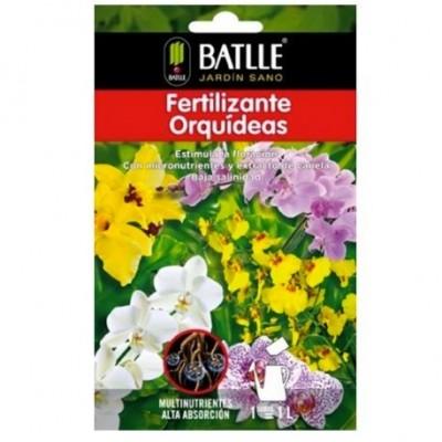 Fertilizante soluble Orquídeas  Batlle