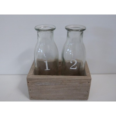 """Caja Botellas 12*7*6 cm """"1,2"""""""