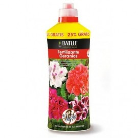 Fertilizante para geranio 1250 ml Batlle