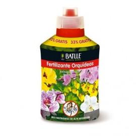 Fertilizante Orquídeas 400 ml Batlle