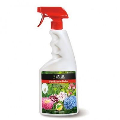 Fertilizante Foliar pulverizador 750ml Batlle