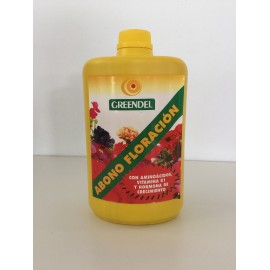 Fertilizante Floración  500 ml Greendel