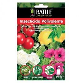 Insecticida Polivalente sobre para 5L Batlle