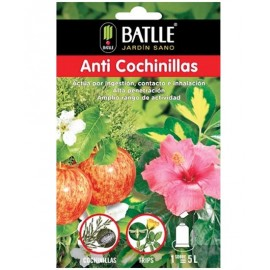 Anti cochinillas sobre 5l Batlle