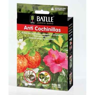 Anti cochinillas concentrado 40 ml Batlle