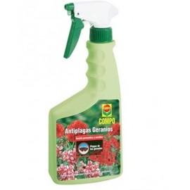 Insecticida Antiplagas Geranios Pistola 750 ml Compo