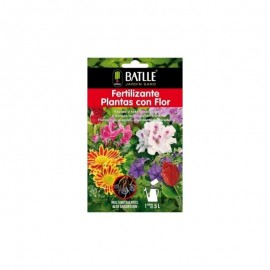 Fertilizante plantas con flor sobre para 5 L Batlle