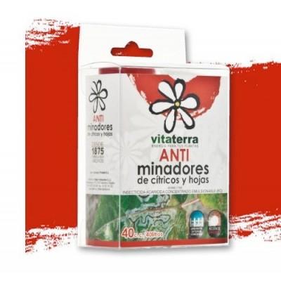 Antiminador de citricos y hojas 40 cc Vitaterra