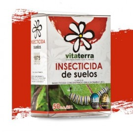 Insecticidas de suelo 50 cc Vitaterra