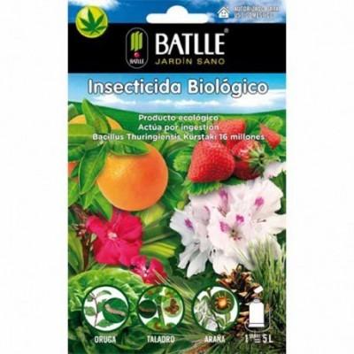 Insecticida Biológico sobre para 750ml Batlle
