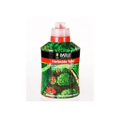 Herbicida total concentrado 400 ml Batlle